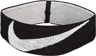 Nike Logo elastic headband - Black - One size