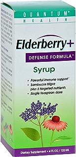 2Pack! Quantum Elderberry Syrup - 4 fl oz