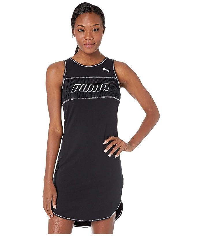 PUMA Modern Sports Dress (Cotton Black) Women