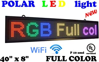outdoor electronic signs for sale