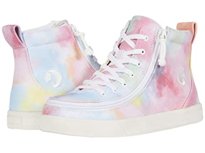 BILLY Footwear Kids Classic Lace High (Little Kid/Big Kid) (Sherbert Tie-Dye) Girl