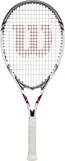 Wilson Sporting Goods Essence Adult Strung Tennis Racket Without Cover