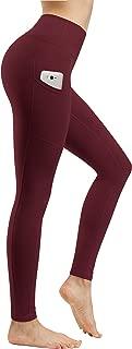 Fengbay High Waist Yoga Pants, Pocket Yoga Pants Tummy...