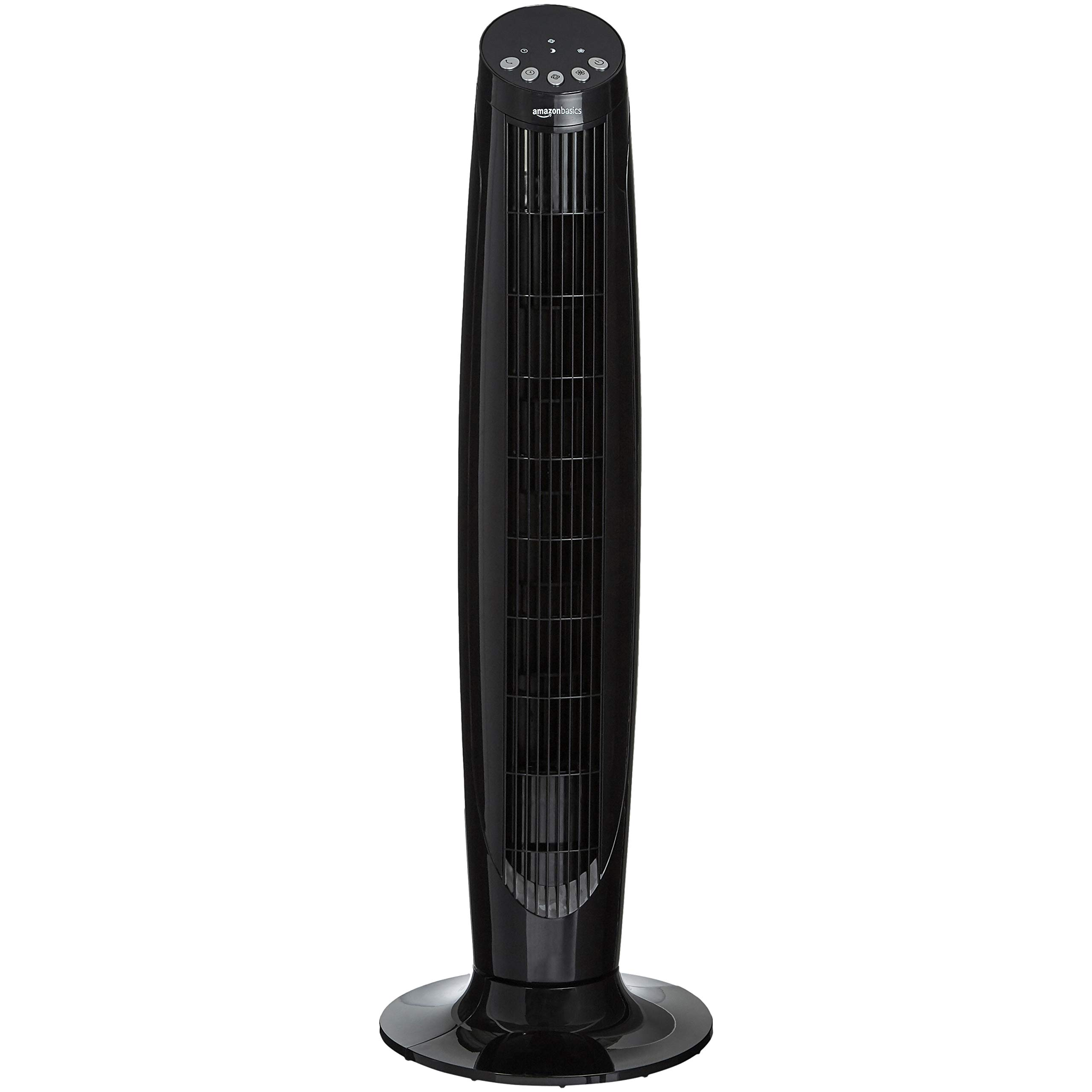 AmazonBasics Digital Oscillating Tower Fan