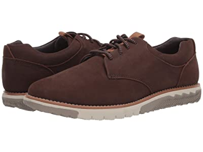 Hush Puppies Expert PT Lace-Up (Dark Brown Nubuck) Men