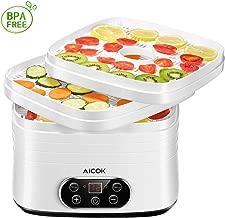 AICOK Deshidratador de Alimentos Ajustable