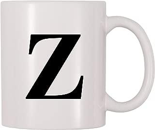 4 All Times Formal Letter Z Coffee Mug (11 oz)