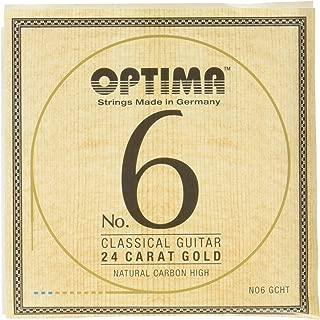 24k gold guitar strings
