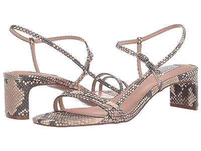STEVEN NEW YORK Oceana (Natural Multi) High Heels