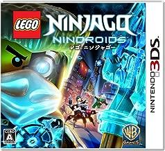 LEGO Ninjago: Nindroids NINTENDO 3DS JAPANESE Import