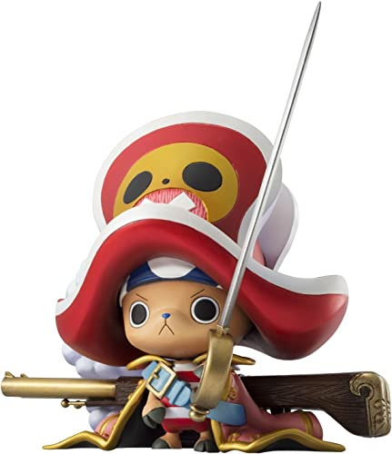 promociones Megahouse One Piece P.O.P. Tony Tony Chopper  Z Version Version Version  Ex Model PVC Figure (japan import)  los clientes primero