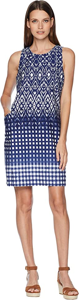 Isla De Ikat Shift Dress