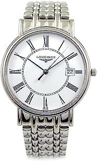 Longines La Grande Classique Presence White Dial Steel Mens Watch L4.790.4.11.6