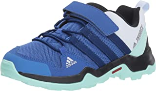 adidas outdoor Terrex AX2R CF K, hi-res Blue/Mystery Ink/Clear Mint, 11K Youth US Little Kid
