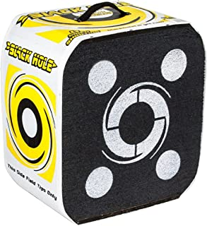 Black Hole - 4 Sided Archery Target - Stops ALL Fieldtips and Broadheads
