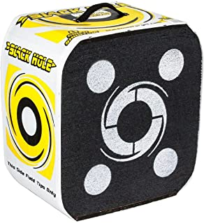 سیاه چاله - هدف تیراندازی با کمان 4 طرفه - متوقف کردن همه نکات میدانی و کلاهبرداری