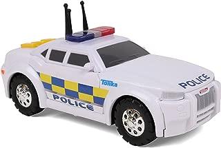 Tonka Minis Vehicles White Police Car