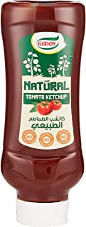 Goody Natural Tomato Ketchup, 980 gm