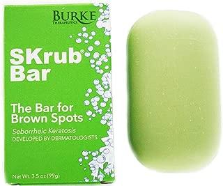 SKrub Polishing Bar for Seborrheic Keratoses (Brown Spots)