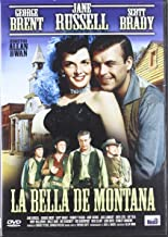 Montana Belle NON-USA FORMAT, PAL, Reg.2 Spain