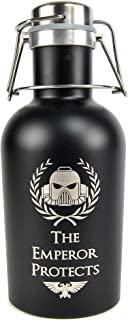 Warhammer Beer Growler | Space Marine | The Emperor Protects