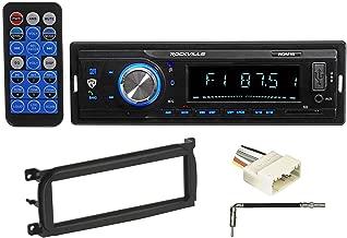 Digital Media Receiver/Radio w/Bluetooth MP3 USB/SD for 03-06 Jeep Wrangler TJ