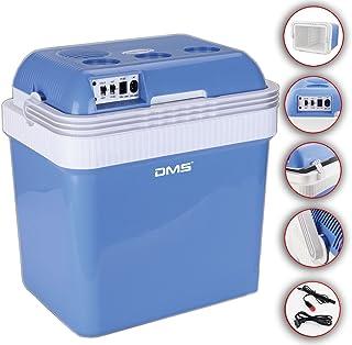 DMS Nevera portátil, caja congelador de 25 litros
