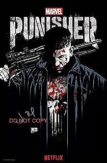 The Punisher Netflix Jon Bernthal reprint signed autographed 12x18 poster photo #2