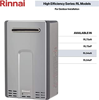 rinnai gas hot water