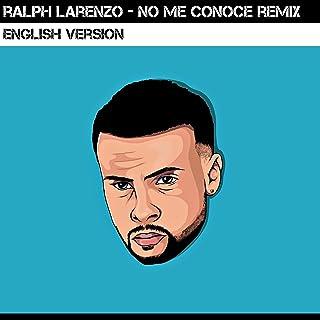 No Me Conoce [Remix]