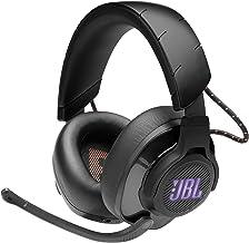 JBL Quantum 600, fone de ouvido para jogos de desempenho circum-auricular sem fio, preto