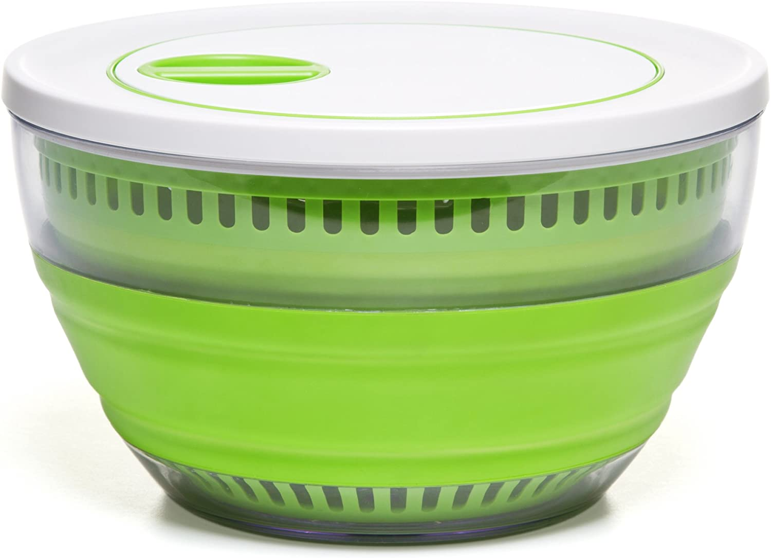 Prepworks by Progressive Collapsible Salad Spinner 4 Kansas City Mall - sold out Quart