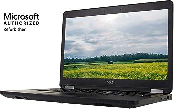 "Dell Latitude E5470 14"" HD, Core i3-6100U 2.3GHz, 8GB RAM, 128GB Solid State Drive, Windows 10 Pro 64Bit, CAM, (Renewed)"