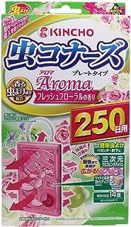 虫コナーズ ベランダ用 250日 フレッシュフローラルの香り×2