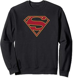 DC Comics Supergirl Shield Logo Sweatshirt