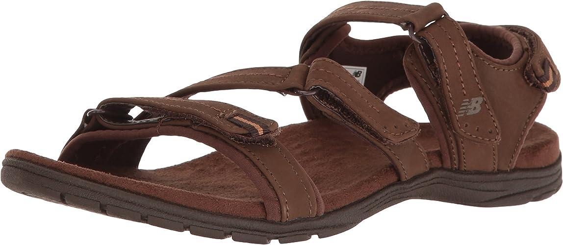 New Balance Wohommes Maya Leather Sandal