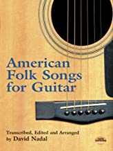 American Folk Songs for Guitar (Dover Song Collections)