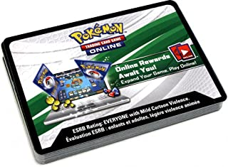 Pokemon 36 Sun and Moon SM Guardians Rising Booster Pack Code Cards