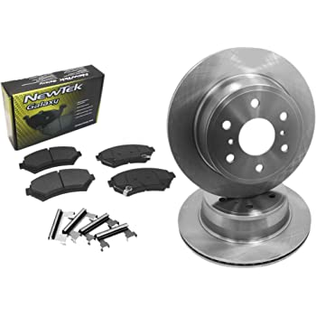 Autospecialty KOE447 1-Click OE Replacement Brake Kit
