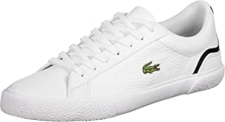 Lacoste Men's Lerond 220 1 CMA Leather Trainers, White