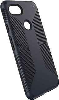 Speck Products Google Pixel 3a XL Case, Presidio Grip, Eclipse Blue/Carbon Black