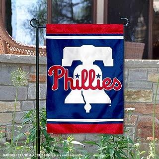 WinCraft Philadelphia Phillies New Bell Double Sided Garden Flag