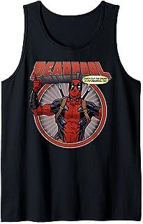 Marvel Deadpool Chump In The Deadpool Tee Débardeur