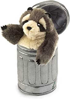 trash can puppet
