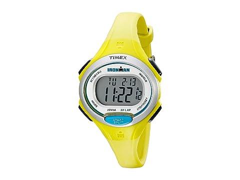Timex , LIME/BLUE/SILVER-TONE