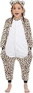 Children Pajamas, BicycleStore Kids Animal One-Piece Pajamas Costume Winter Hooded Cosplay Onesies Flannel Sleepwear Suita...
