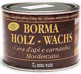 BORMA WACHS 500ml Holzwachs EN-71/3 Zertifiziert 08 - farblos