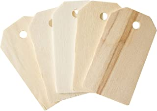 small wood tags