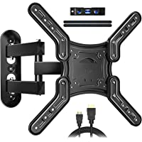 JUSTSTONE Full Motion TV Wall Mount for Most 26-60 Inch LED Deals
