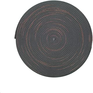 Mercurry 10 Meters GT2 timing belt width 6mm Fit for RepRap Mendel Rostock Prusa GT2-6mm Belt